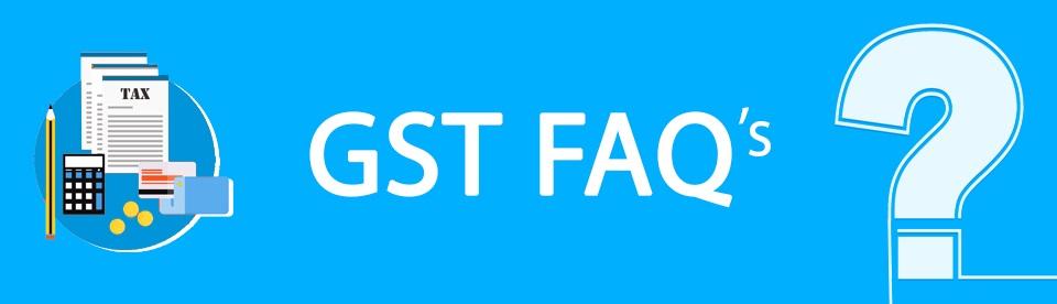 GST- FAQs
