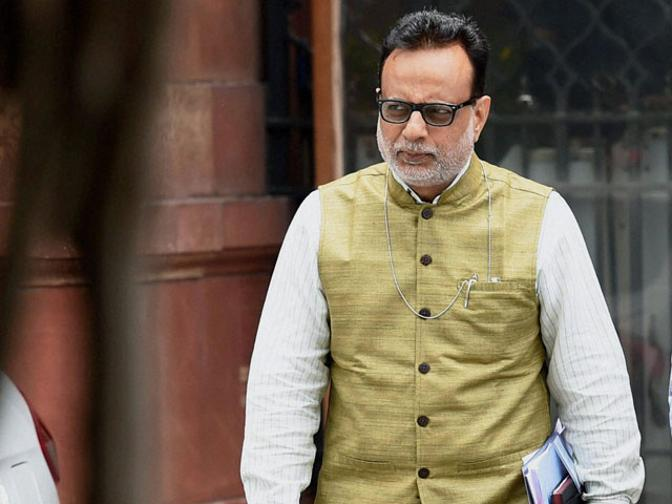 Govt planning steps to ease GST compliance burden on SMEs: Hasmukh Adhia