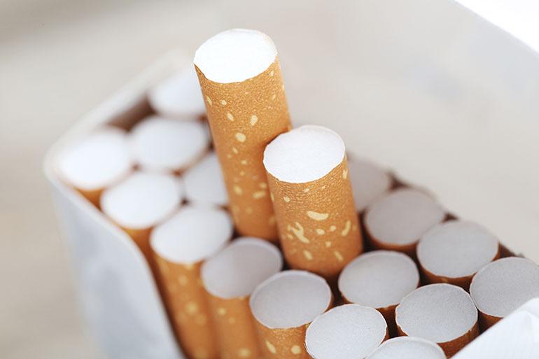 GST Impact :cigarettes