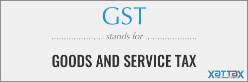 Abbreviations related to GST
