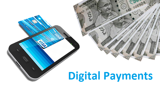 More availability of cash makes less use of digital payments