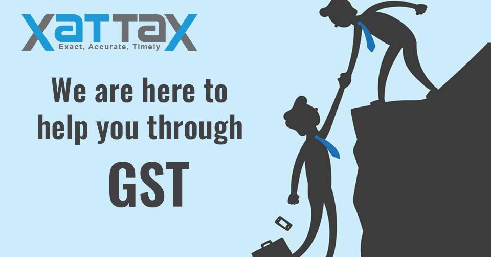 XaTTaX GST Software