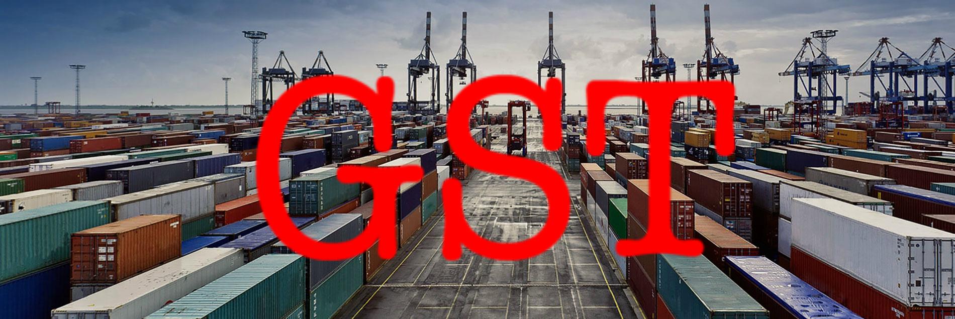 GST refund : Exporters