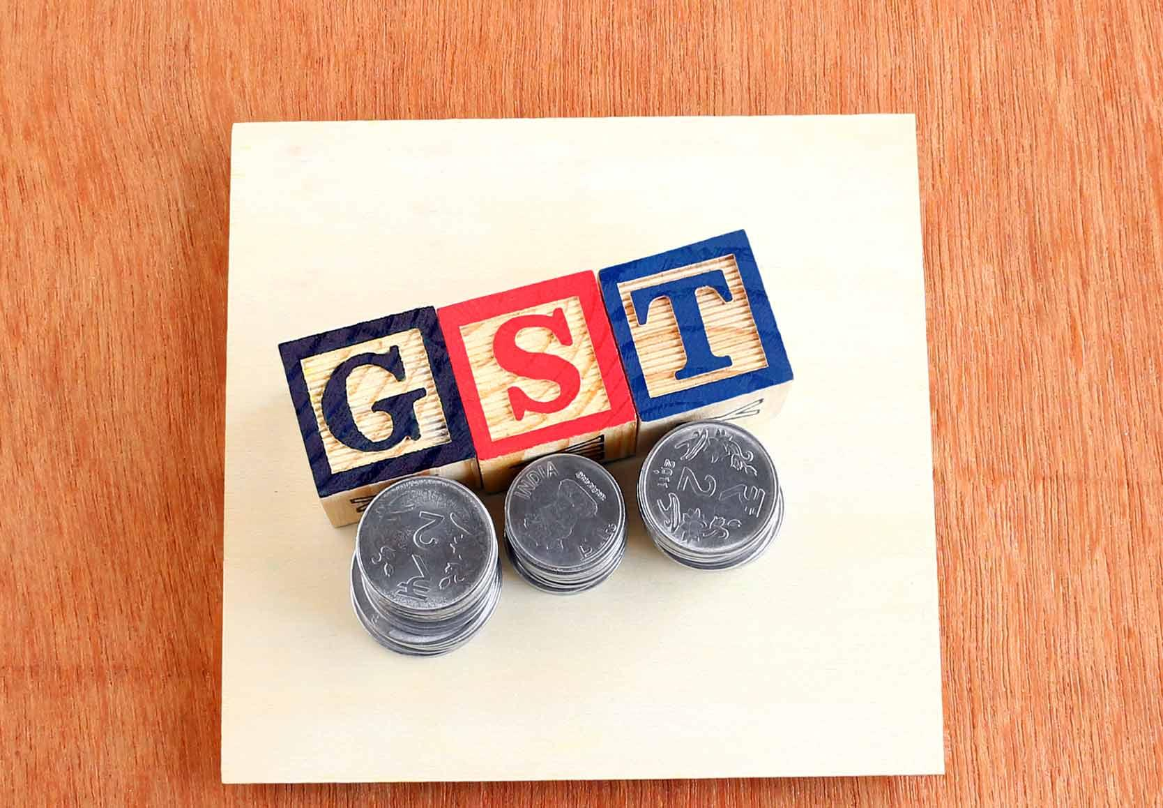 Next step in GST
