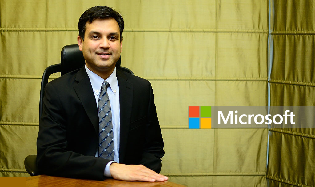 Collateral benefit: GST brings new businesses, innovation for Microsoft