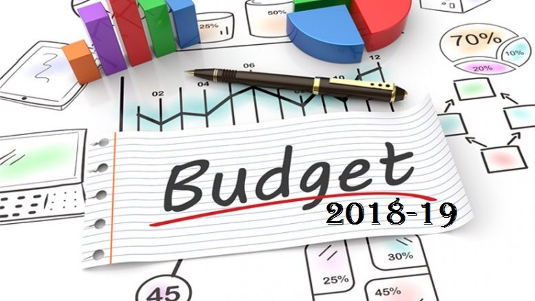 Impact of Goods and Services Tax (GST) on Union Budget 2018-19