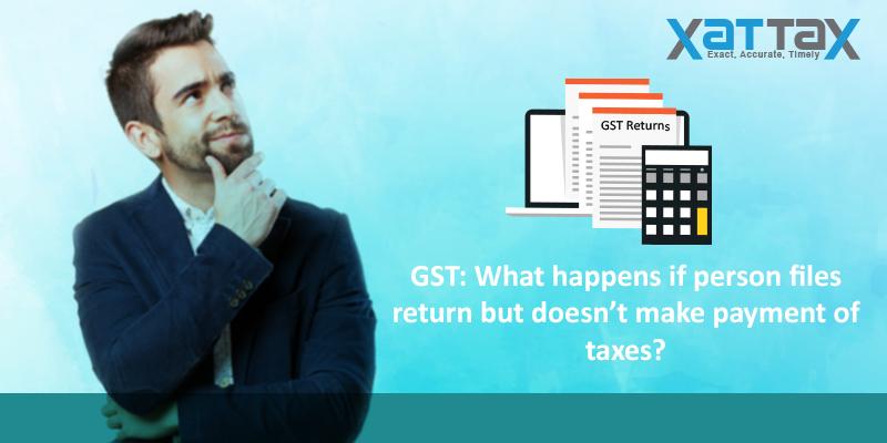 GST File return
