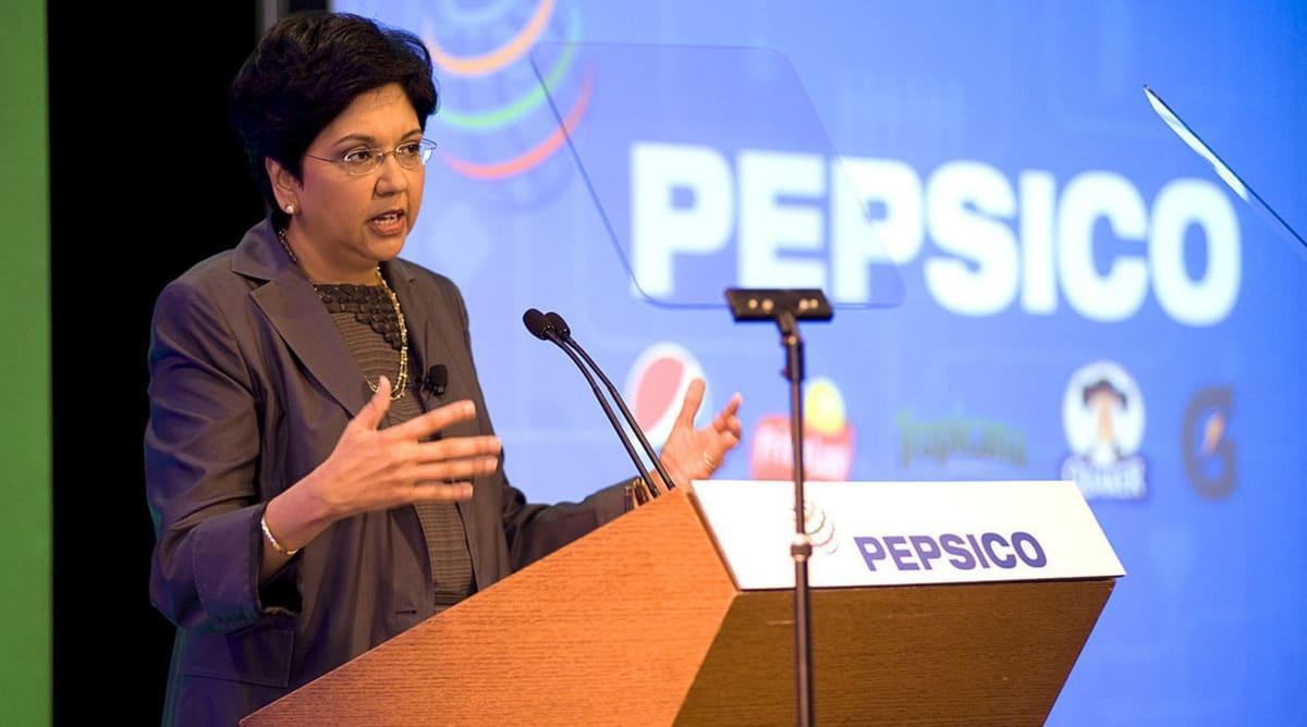 PepsiCo's-CEO-Indra Nooyi