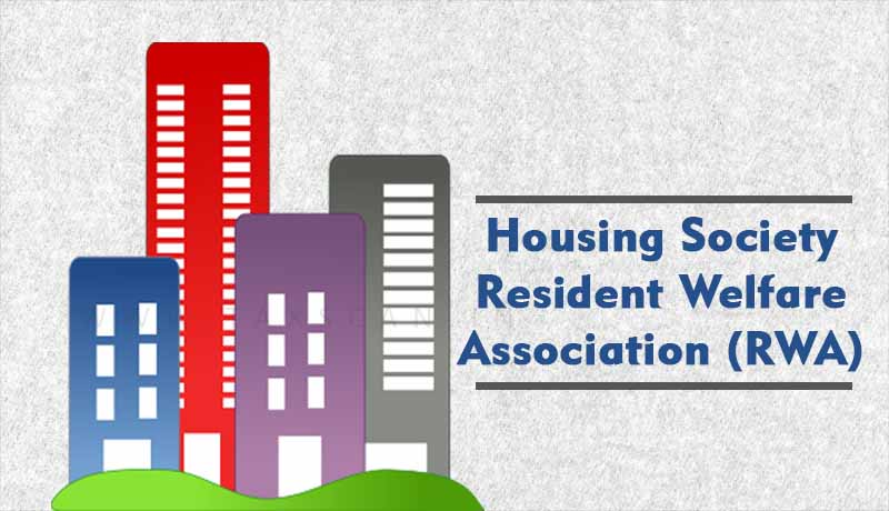 Resident Welfare Associations (RWA) GST
