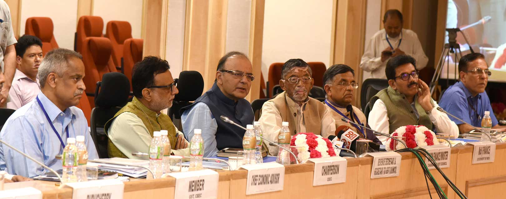 GST E-way Bill and Composition Scheme To Be Main Agenda in Next Meeting