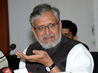 Sushil Modi : GST