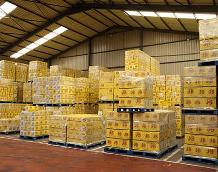 GST kept in bonded warehouses