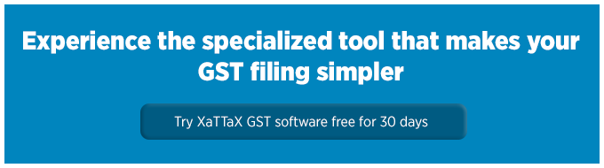 XaTTaX: Free GST Filing Software