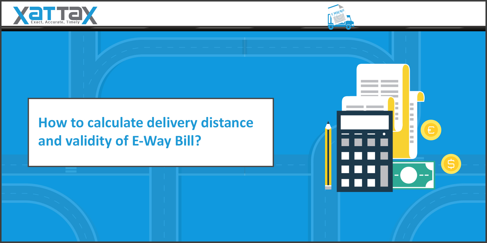 Validity of E-way Bill