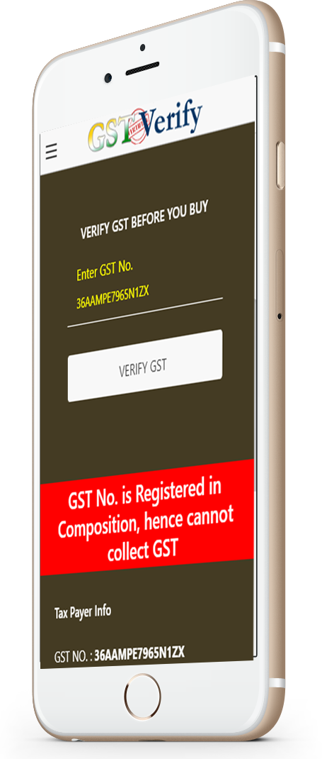 GST 'Verify App' launched to protect consumers from fraud
