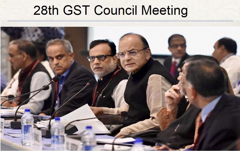 28th gst council meeting