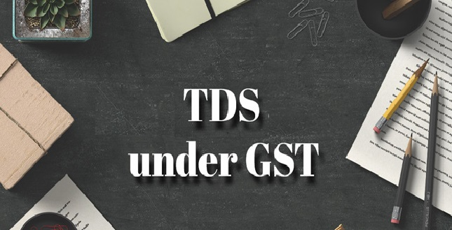TDS, TCS Provisions Under GST To Come Into Effect From Oct. 1