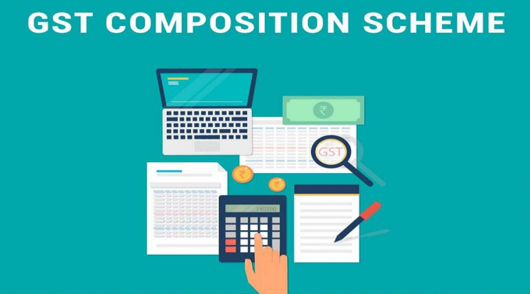 GST Composition scheme GST