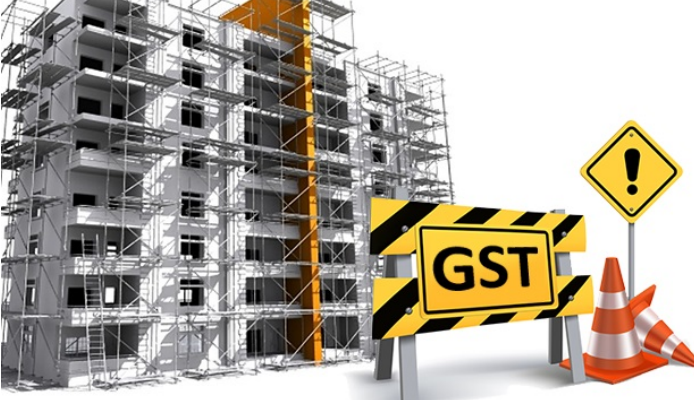 GST real estates