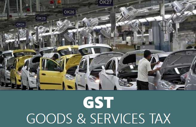 GST automobiles