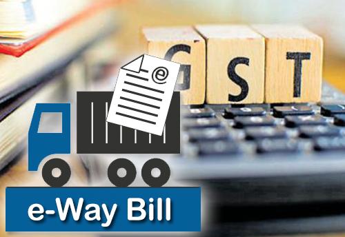 E-Way Bill : GST