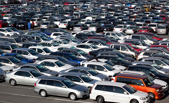 GST Impact : car prices