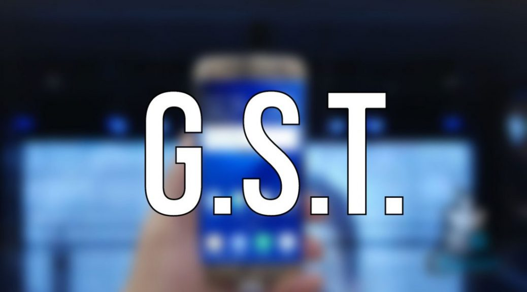GST Track Mobile