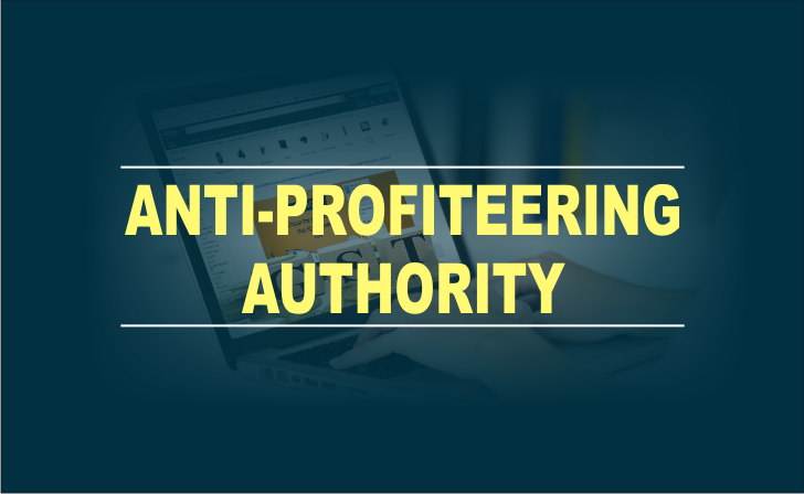 National Anti Profiteering Authority (NAA)