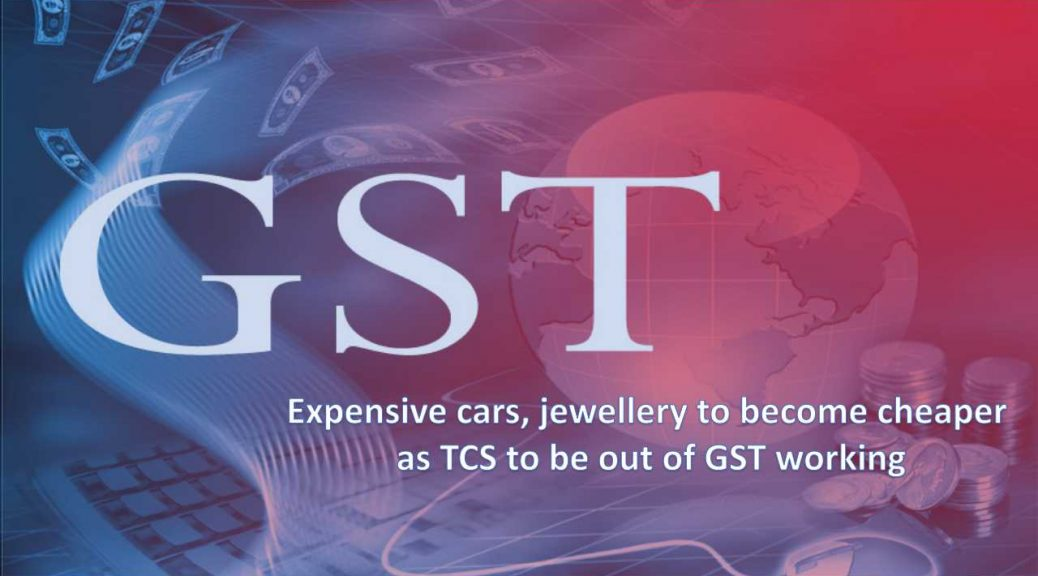 GST Expensive jewellers and cars