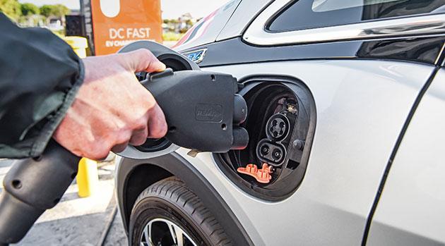 gst electric car