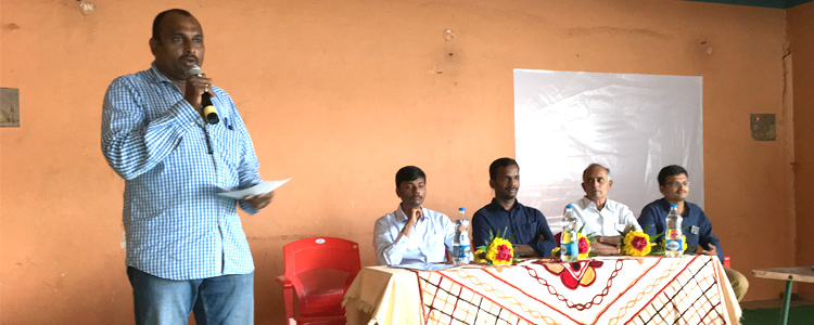 GST Awareness Seminar at Nandigama