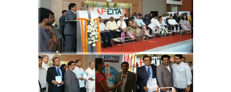 XaTTaX Product Launch by Sri. Lokesh Nara